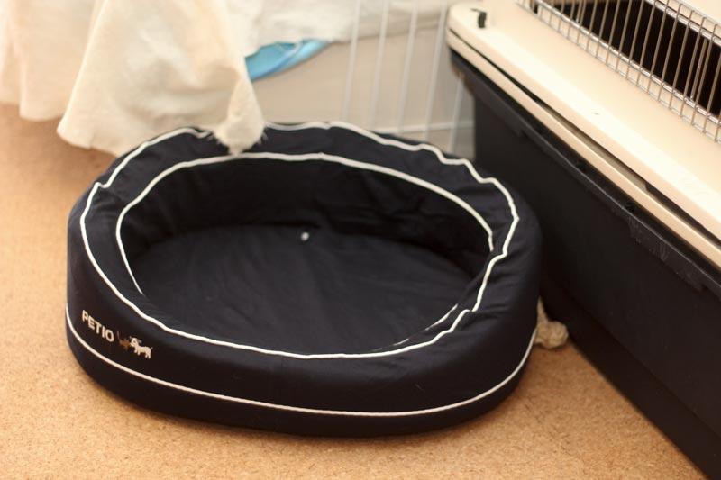 ペティオのペット用ベッド