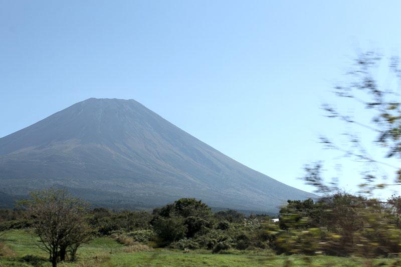また違う富士山