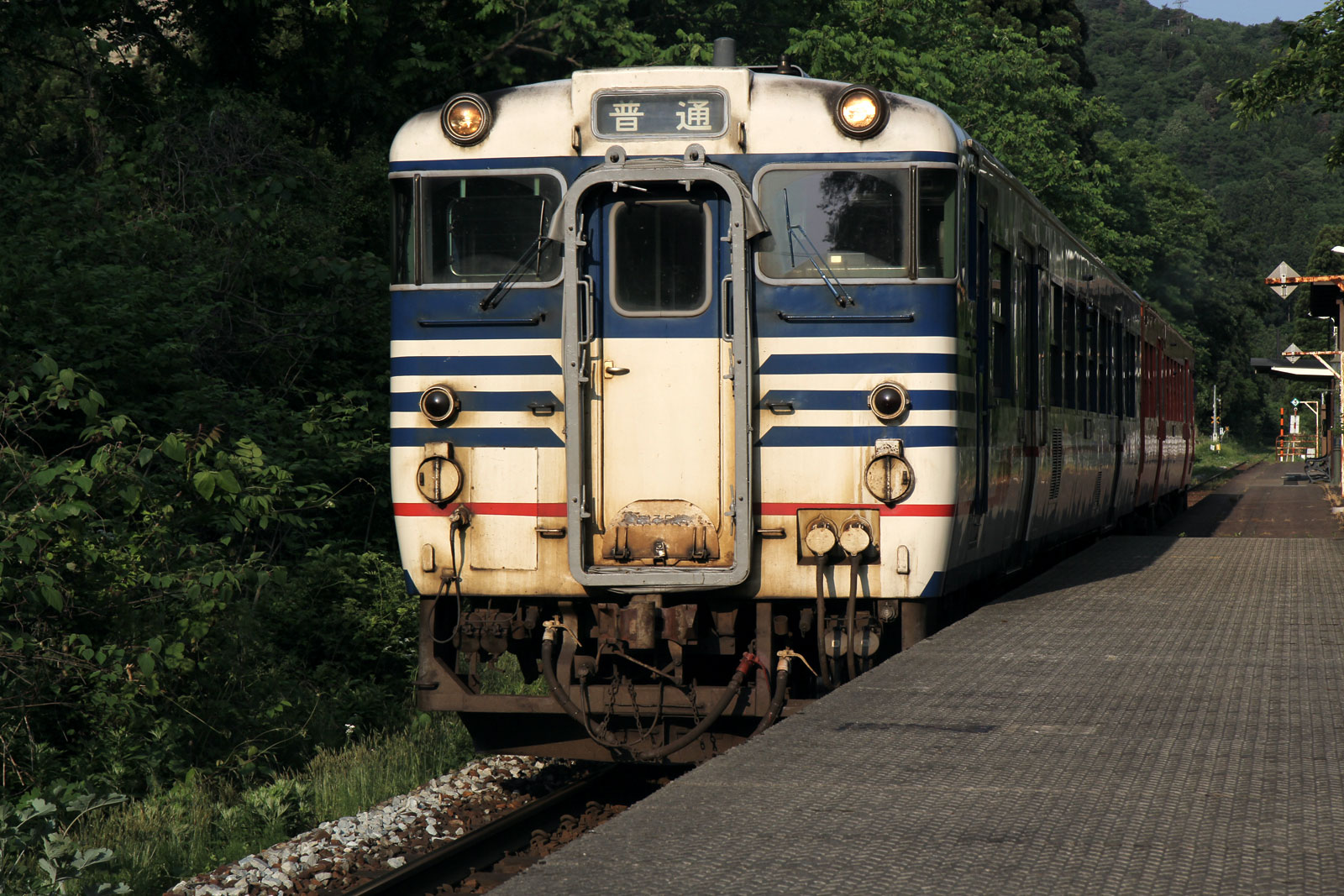 ばんえつの鉄道